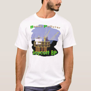 boycott bp oil spill tshirt