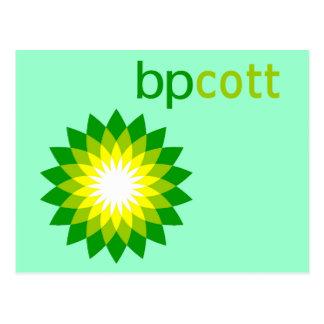Boycott BP Oil T shirts, Tote Bags, Mugs Postcard