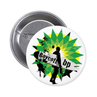 Boycott bp Pin