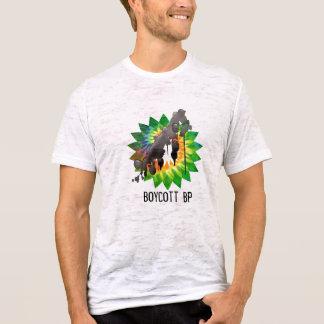 Boycott BP t shirt
