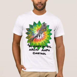Boycott bp t shirt tie dye, Boycott bp OiL, ARC...