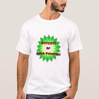 boycott BP Value T T-Shirt