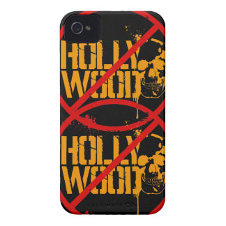 Boycott Hollywood iPhone 4 Cover