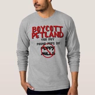Boycott Petland T-Shirt