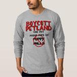 Boycott Petland Tshirts