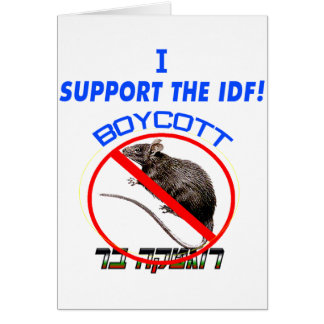 Boycott Rogatka Bar Card