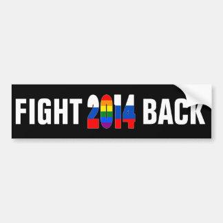 Boycott Russia 2014 Bumper Stickers