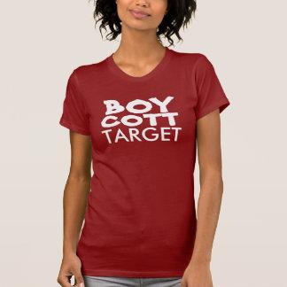 Boycott Target T-Shirt