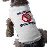 BOYCOTT THE CIRCUS DOG T-SHIRT