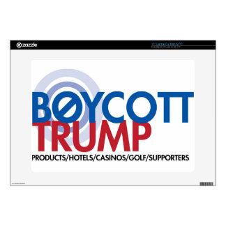 Boycott Trump Skins For Laptops