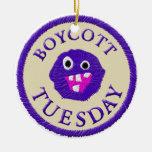 Boycott Tuesday Ornament