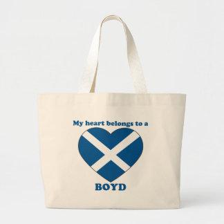 Boyd Jumbo Tote Bag