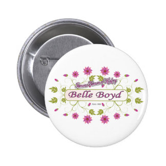 Boyd ~ Belle Boyd ~ Famous American Women 2 Inch Round Button