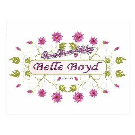 Boyd ~ Belle Boyd ~ Famous American Women Postcard