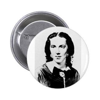 Boyd - Belle / Confederate Spy Civil War Pinback Button