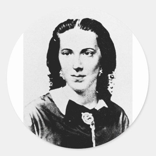 Boyd - Belle / Confederate Spy Civil War Sticker
