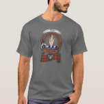 Boyd Clan Badge Adult T-Shirt