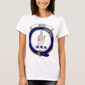 Boyd Clan Badge T-Shirt