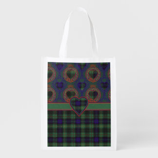 Boyd clan Plaid Scottish kilt tartan Market Totes