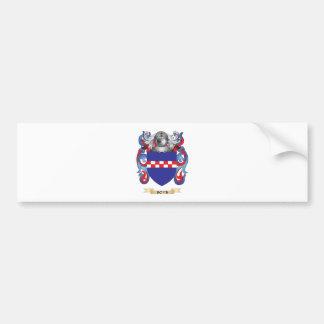 Boyd Coat of Arms (Family Crest) Car Bumper Sticker