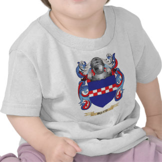 Boyd Coat of Arms (Family Crest) Tee Shirts