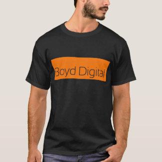 Boyd Digital Black T-Shirt