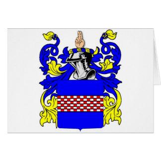 Boyd (English) Coat of Arms Card