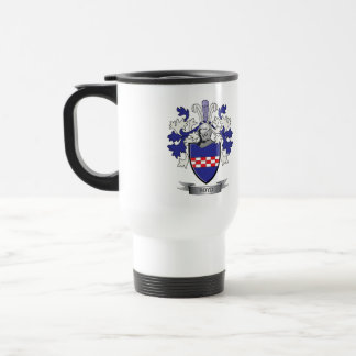 Boyd Family Crest Coat of Arms Travel Mug