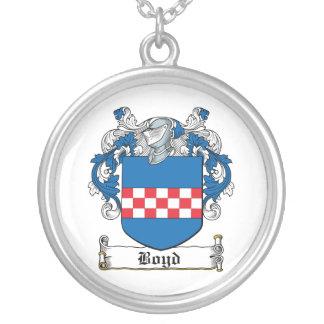Boyd Family Crest Custom Jewelry