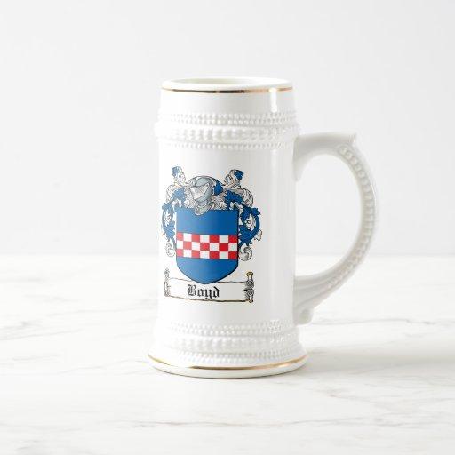 Boyd Family Crest Mug