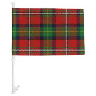 Boyd Tartan Car Flag