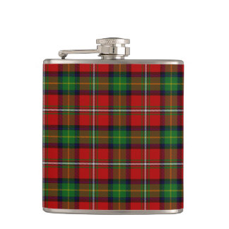 Boyd Tartan Flask