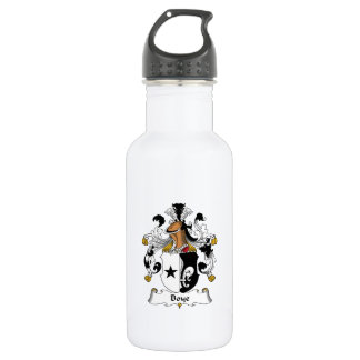 Boye Family Crest 18oz Water Bottle