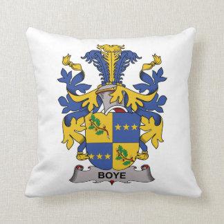 Boye Family Crest Pillows
