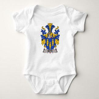 Boye Family Crest T-shirts
