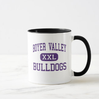 Boyer Valley - Bulldogs - Junior - Dow City Iowa Mug