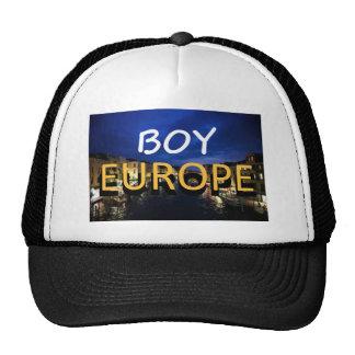 boyeurope gorros bordados