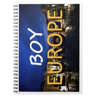 boyeurope libreta