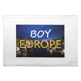 boyeurope manteles individuales