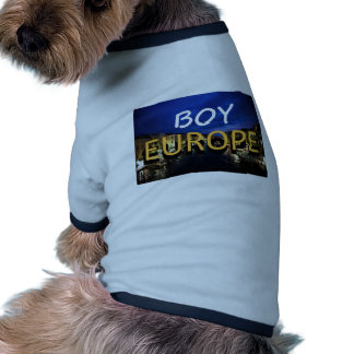 boyeurope camisetas mascota