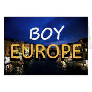 boyeurope felicitacion