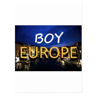 boyeurope tarjetas postales