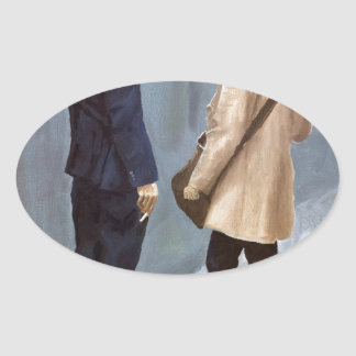 Boyfriend_15M.jpg Oval Sticker