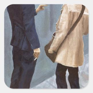 Boyfriend_15M.jpg Square Sticker