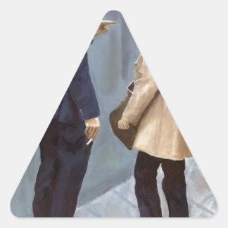 Boyfriend_15M.jpg Triangle Sticker