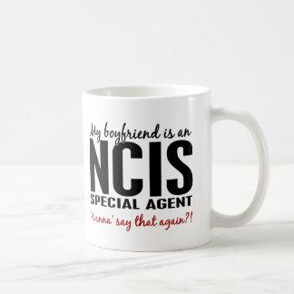 Boyfriend An NCIS Agent 1 Coffee Mugs