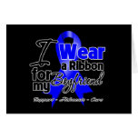 Boyfriend - Colon Cancer Ribbon Cards