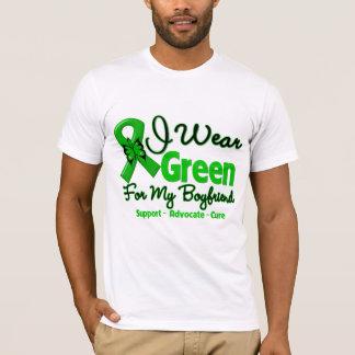 Boyfriend - Green  Awareness Ribbon T-Shirt