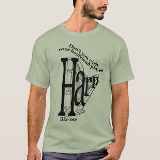Boyfriend Harp T-shirt