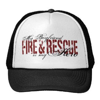 Boyfriend Hero - Fire & Rescue Mesh Hats